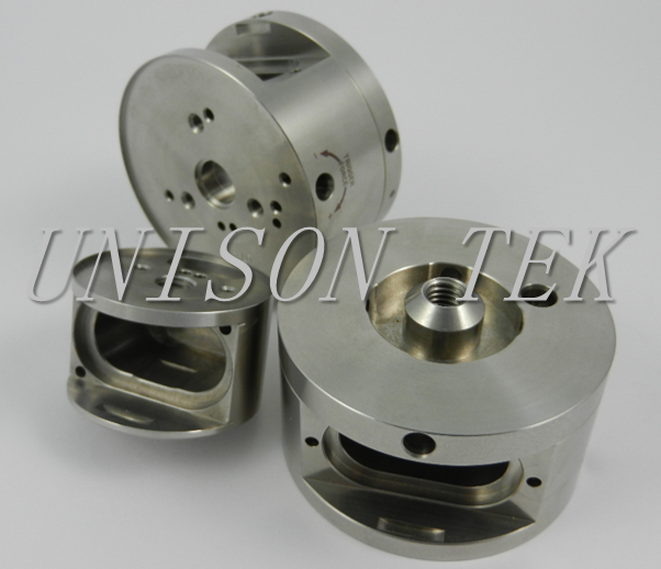 Precision CNC Milled Part for CMM
